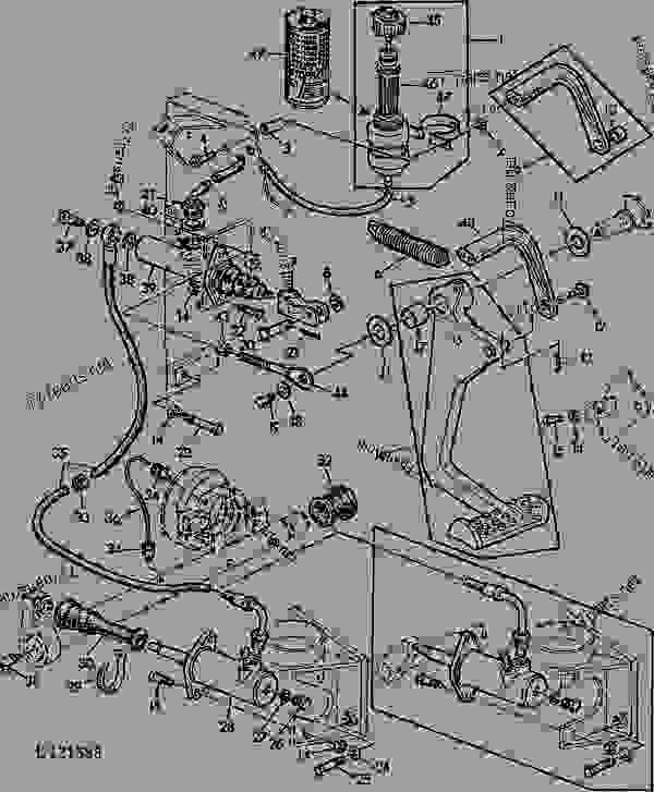 John Deere Cx Gator Wiring Diagram John Deere L125 Wiring