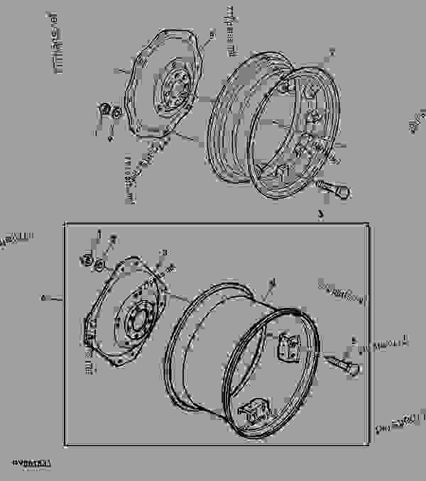 John Deere 6410 Wiring Diagram