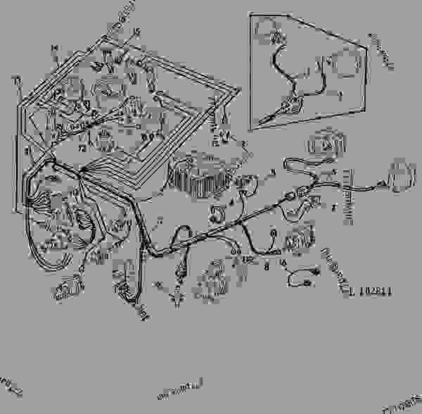 John Deere 2030 Parts Diagram, John, Free Engine Image For