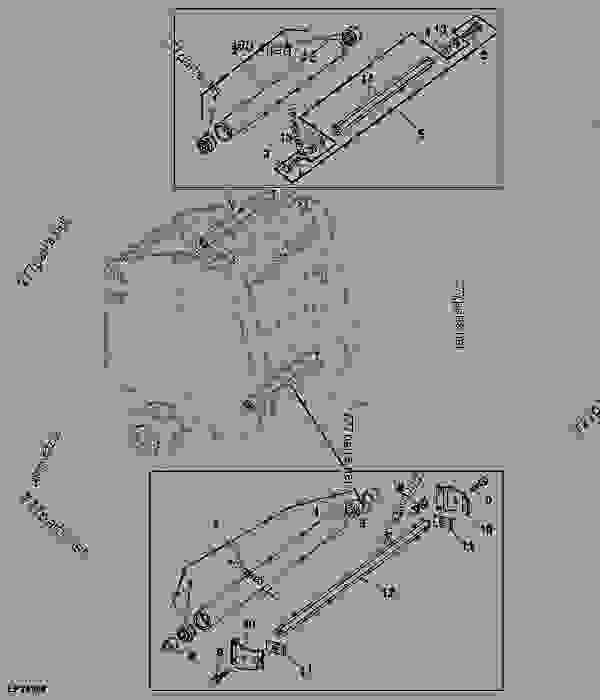 John Deere 110 Garden Tractor Wiring Diagram