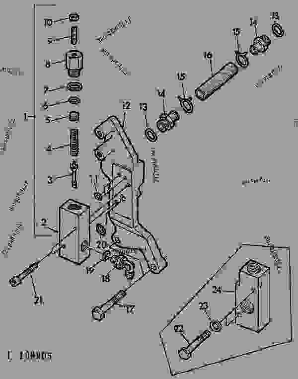4320 John Deere Tractor Wiring Diagram John Deere 180