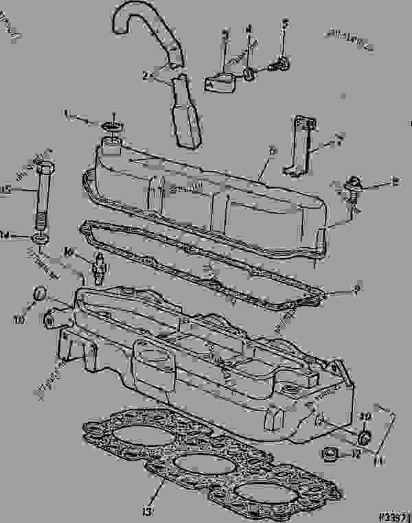 John Deere 4440 Pto Parts Diagram, John, Free Engine Image