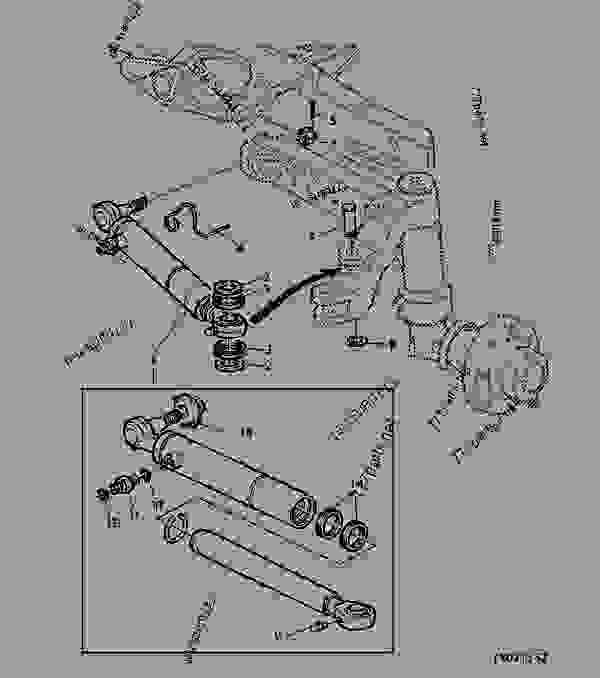 Manual Steering Box Rebuild Sketch Coloring Page