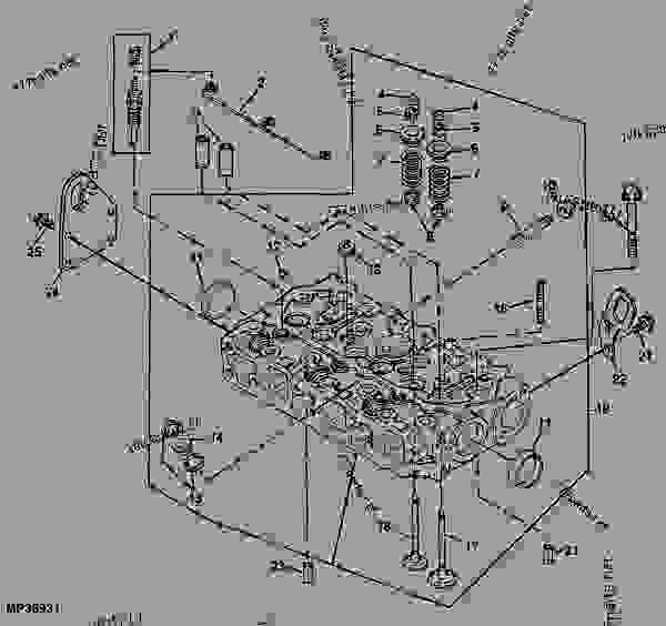 Gator 4x2 Engine Parts, Gator, Free Engine Image For User