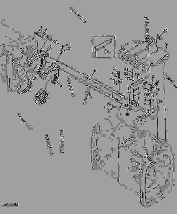 John Deere 5300 Wiring Diagram John Deere 4850 Wiring