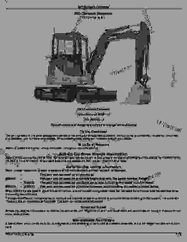 35D Compact Excavator (S.N. 265000- ): Introduction
