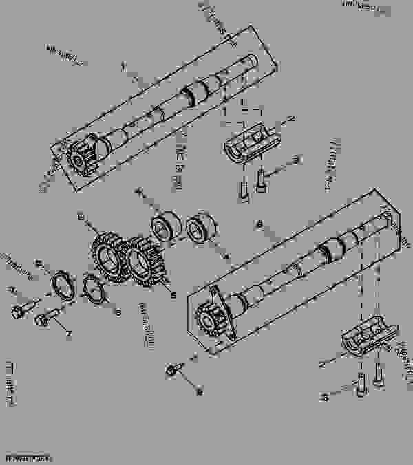 iphone 4 screw layout diagram poulan p3314 chainsaw parts engine thebuffalotruck com 4501 balancer shaft powertech john deere