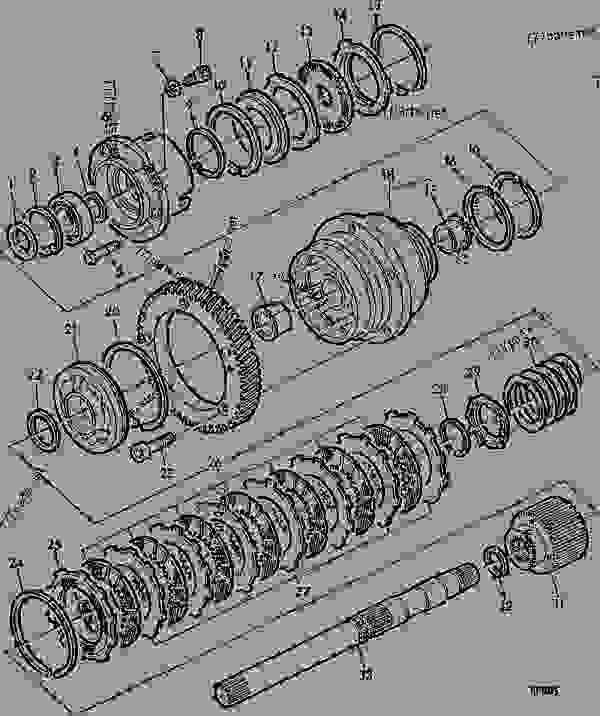 John Deere 2520 Wiring Harness John Deere B Wiring Wiring