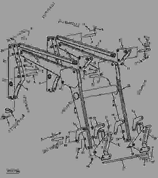 Diagram John Deere 520 Pedal Tractor, Diagram, Get Free