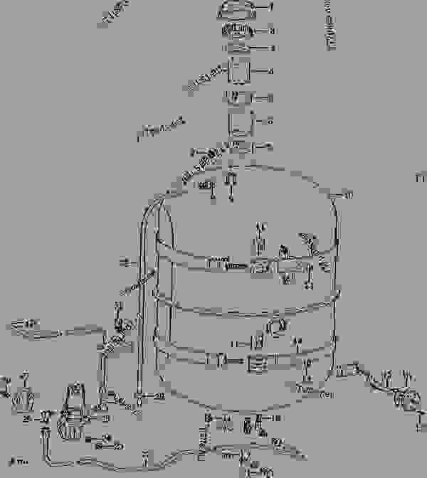 5 0 mercruiser distributor diagram