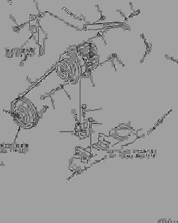04120-21735 V-BELT,(FOR RUSSIAN TRIMMING DOZER