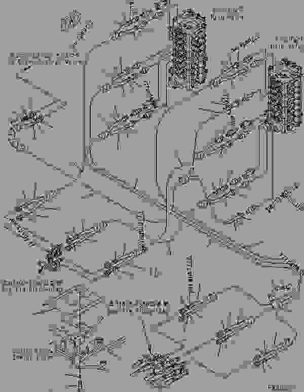 Komatsu Pc1250 8 Pc1250sp 8 Pc1250lc 8 Hydraulic