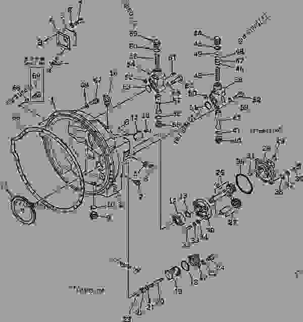 TORQUE CONVERTER (1/2) (TCS43-4E)(#50001-(19852