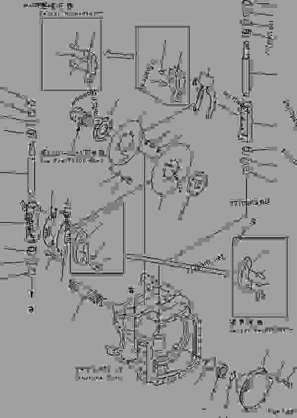 Komatsu D41e 6 Wiring Diagram Free Download • Oasis-dl.co