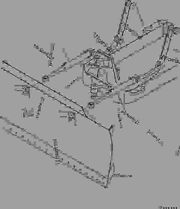 (134-63-01071) CYLINDER ASS'Y,(SEE FIG.Y1620-21A0