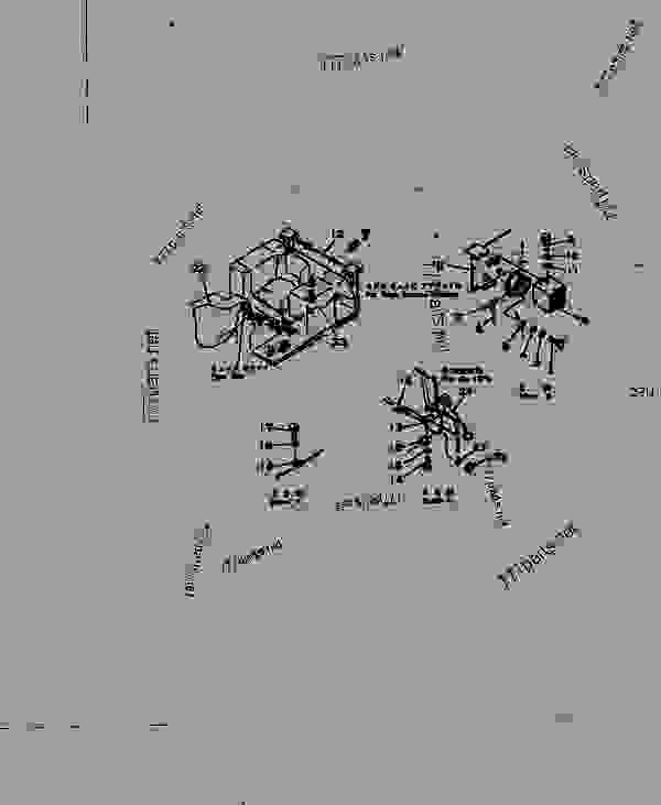 Komatsu Bulldozer Parts Diagram AGCO ALLIS Parts ~ Elsavadorla