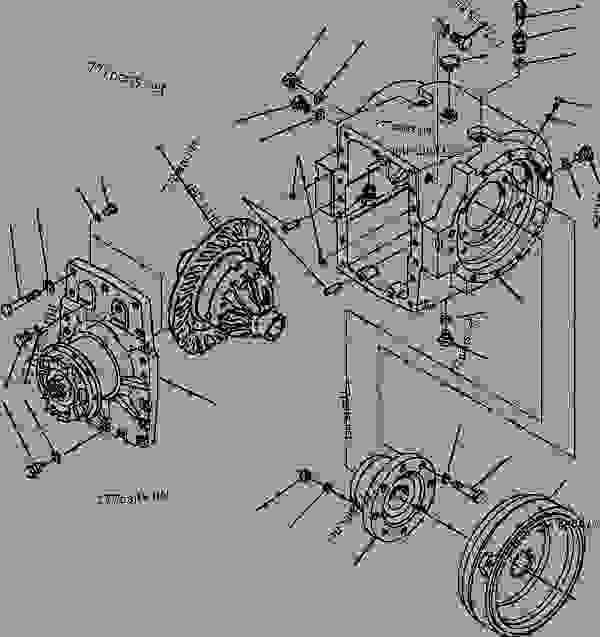 Caterpillar Backhoe Parts Diagram Wiring Schemes