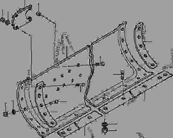 7/8 INCH MOLDBOARD 14 FT. WITH MOVEABLE CYLINDER MOUNT