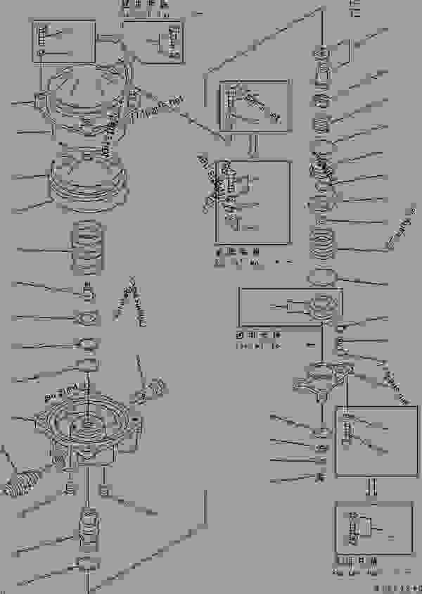 AIR TANK AND EQUIPMENT (RELAY VALVE ASSEMBLY) (FOR