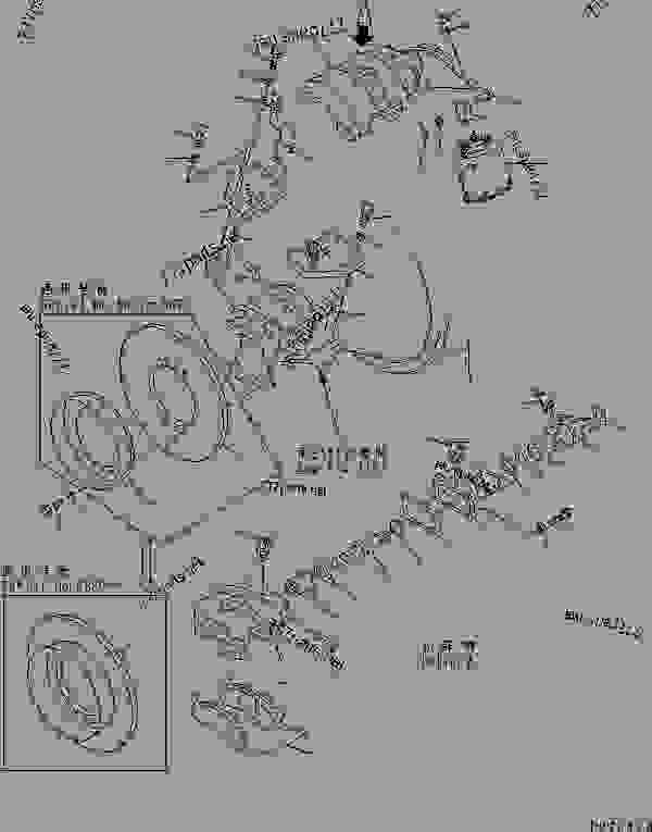 (426-32-15501) SPRING CYLINDER A.,(SEE FIG.4825