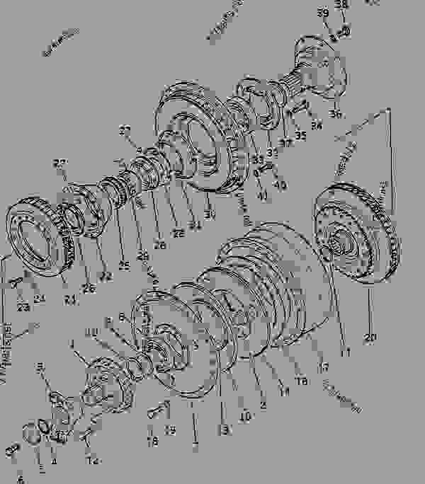 TORQUE CONVERTER(2/4)?PUMP?TURBINE?STATOR AND LOCK-UP