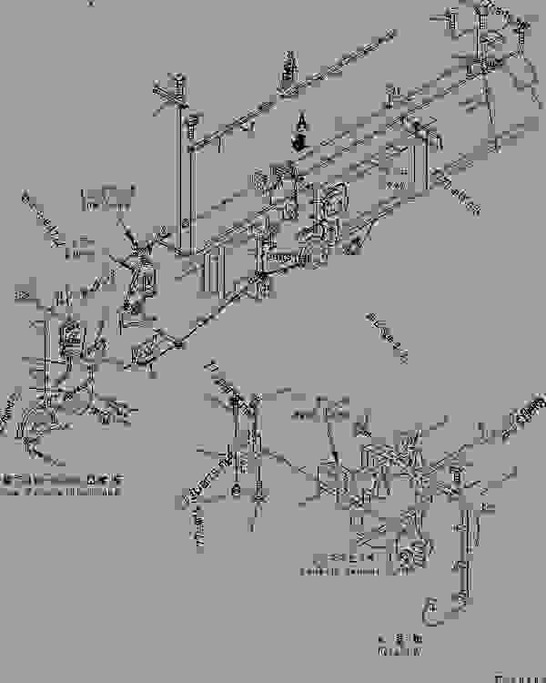 BOOM ELECTRICAL (WIRING GROUP) (MANUAL TILT JIB SPEC