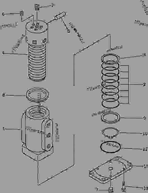 1966 lincoln continental vacuum diagram