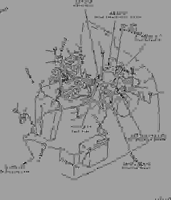 [Download 24+] Komatsu Electrical Wiring Diagram