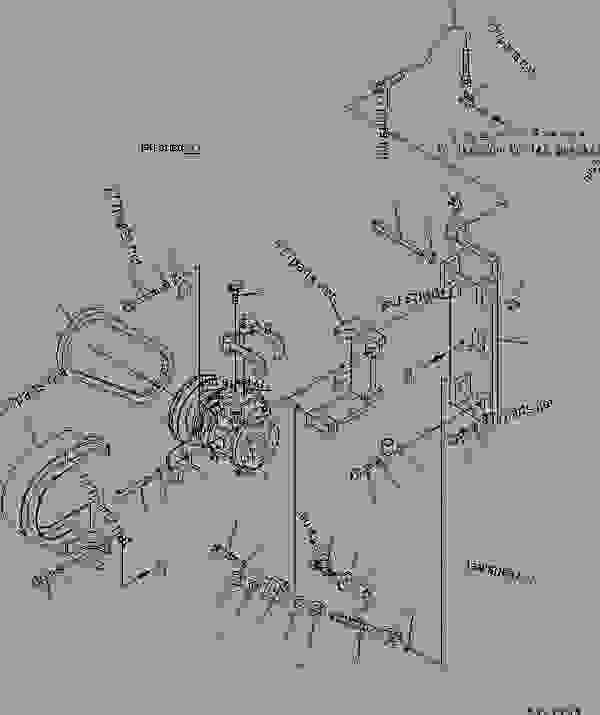 KOMATSU PC1800 6 GALEO HYDRAULIC EXCAVATOR OPERATION MAINTENANCE