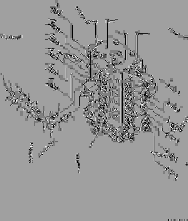 [DIAGRAM] Komatsu Pc200 Hydraulic Diagram FULL Version HD