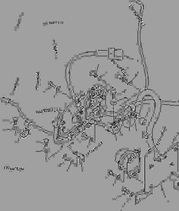 Komatsu Wiring Schematic : 24 Wiring Diagram Images