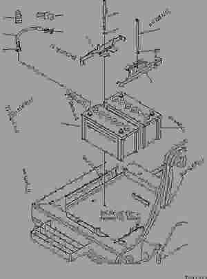 Komatsu Pc220 Wiring Diagram  Wiring Diagram