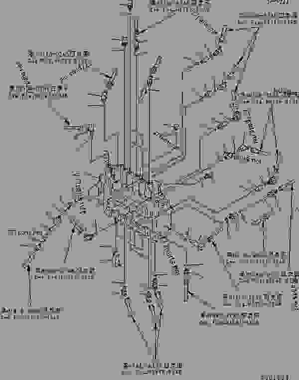 (723-47-17102) CONTROL VALVE,(SEE FIG.Y1662-01A0