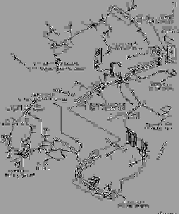 WIRING (MAIN HARNESS) (CLIP) (2/2) (-40?C SPEC