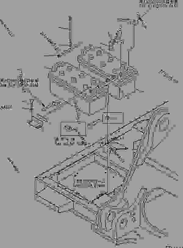 BATTERY (WET) (C200) (LARGE CAPACITY)(#10001-10999