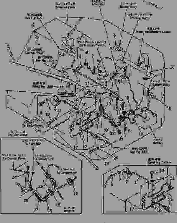 Komatsu pc75uu wiring diagram free