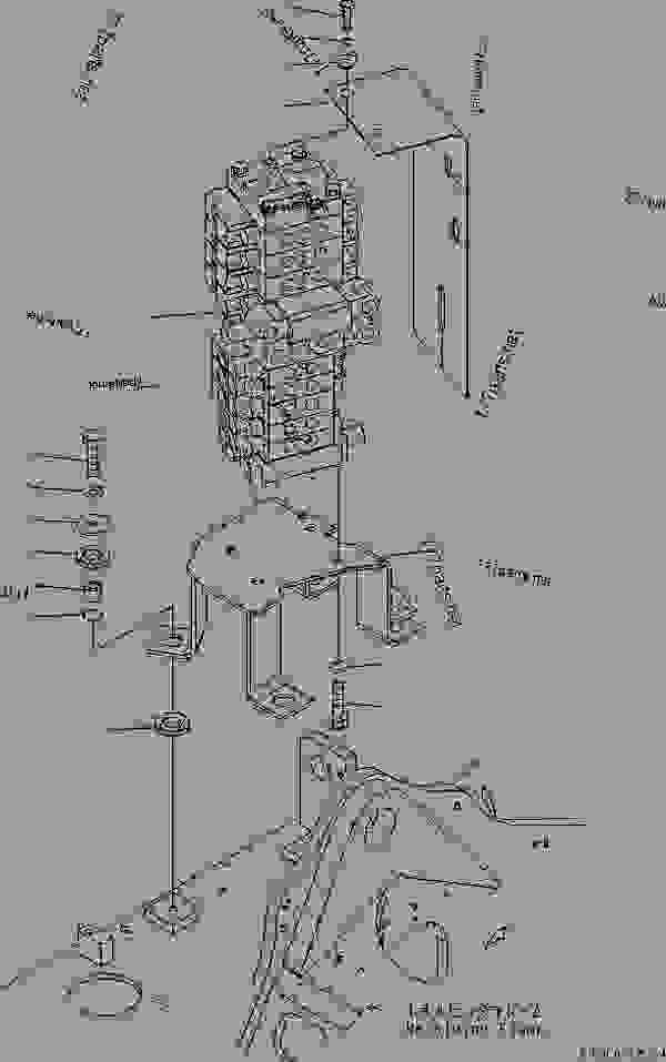 MAIN VALVE (WITH SERVICE VALVE AND ATTACHMENT) (BLADE