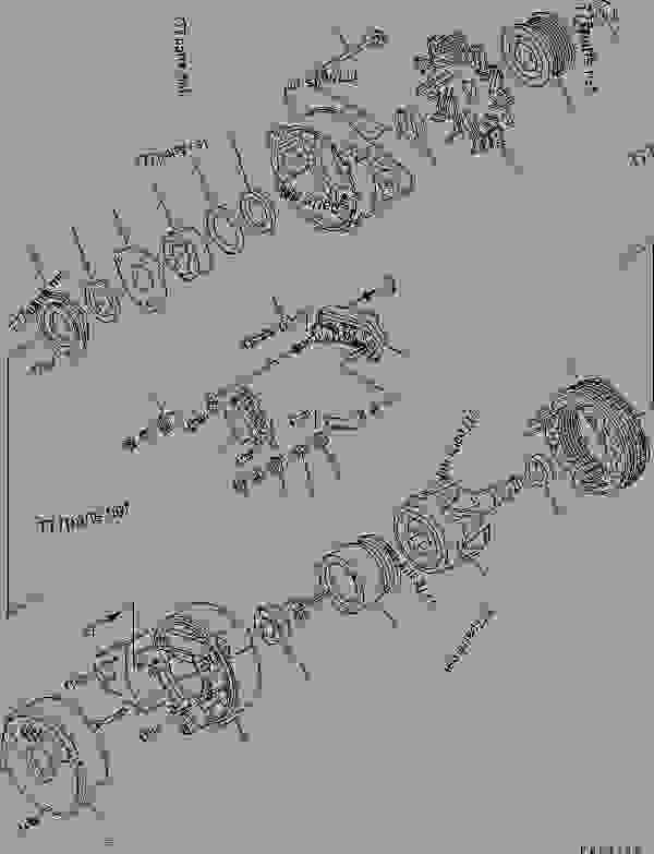 ALTERNATOR (35A) (BRUSHLESS TYPE) (INNER PARTS)(#26200929