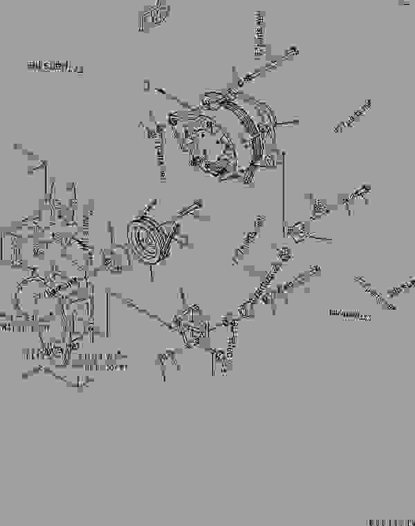 (600-825-9310) ALTERNATOR A. (90A),(SEE FIG.A6010-B4L3
