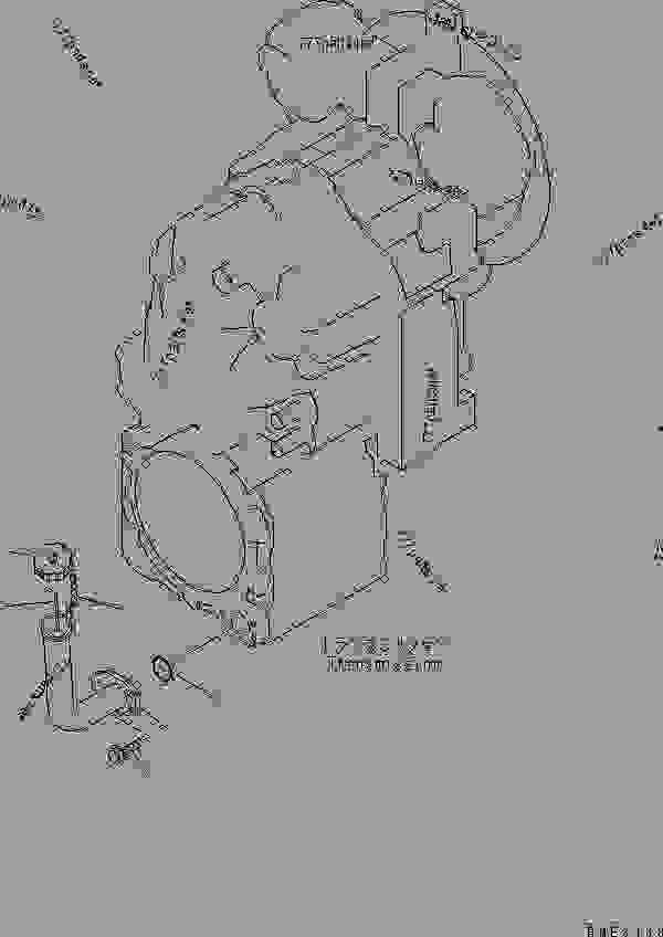 TRANSMISSION (OIL GAUGE AND OIL FILLER) (LOCK TYPE