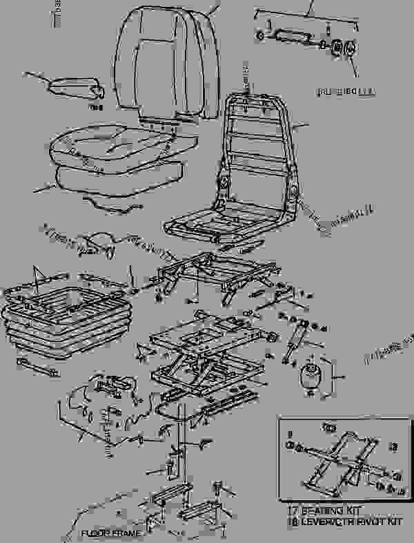 Grammer Tractor Seat Parts Diagram. Seat. Auto Wiring Diagram