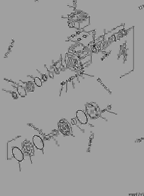 STEERING DEMAND VALVE (ORBITROL VALVE)(#53001-54000