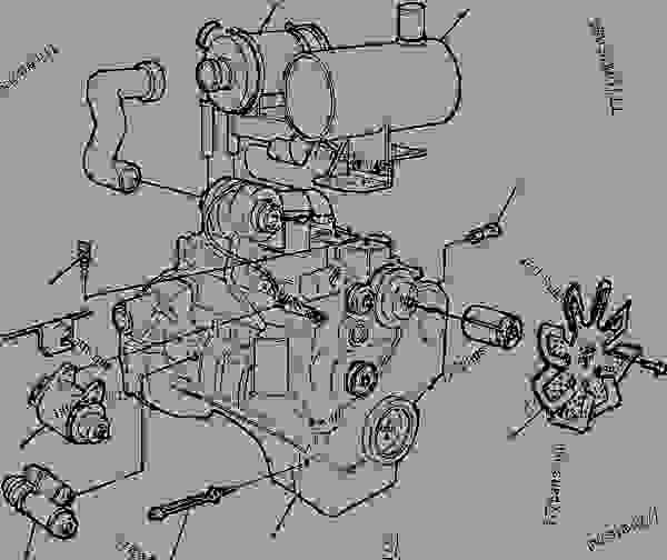 206-01-A1130 SENSOR, ENGINE COOLANT TEMPERATURE