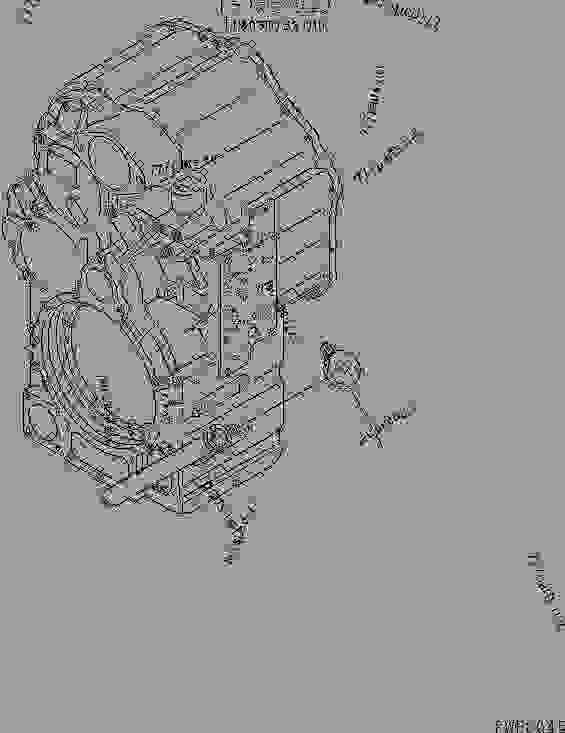 TORQUE CONVERTER AND TRANSMISSION (OIL FILLER TUBE CAP