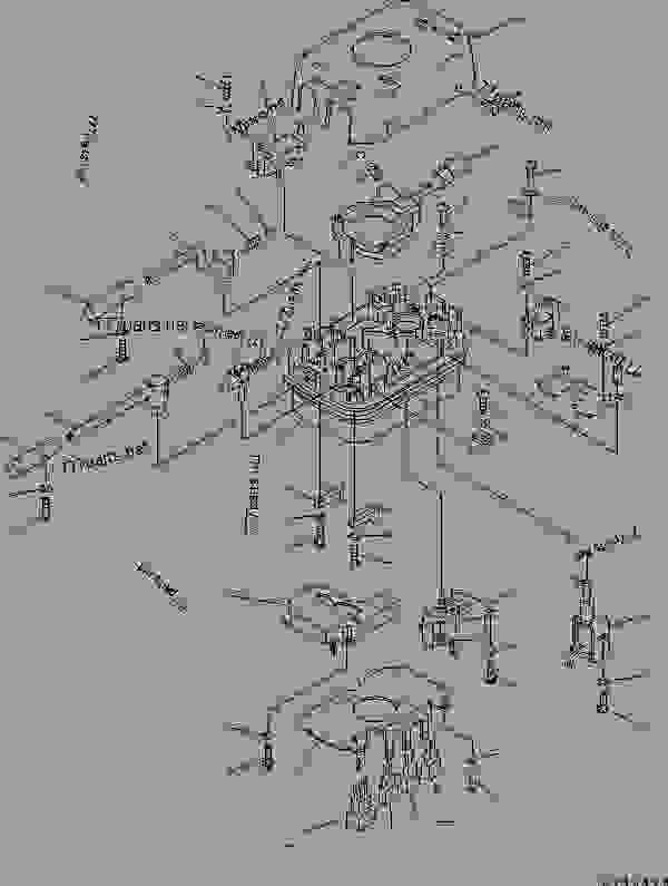 Komatsu 250 Wiring Schematic. Wiring. Wiring Diagrams