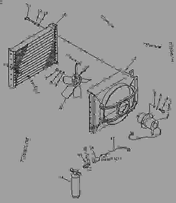 CONDENSOR AND RECEIVER DRYER (DAIKIN)(#10001-11016