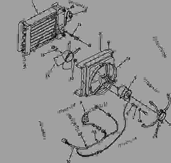 AIR CONDITIONER UNIT (NIPPON DENSO) (4/5) (CONDENSOR