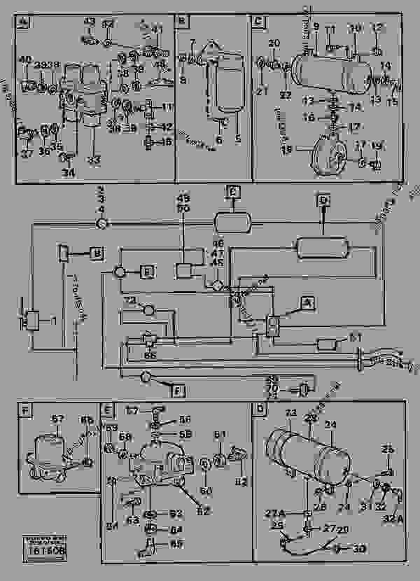 Inne i bilen: Hydraulikkfilter volvo 430 instruktionsbok volvo