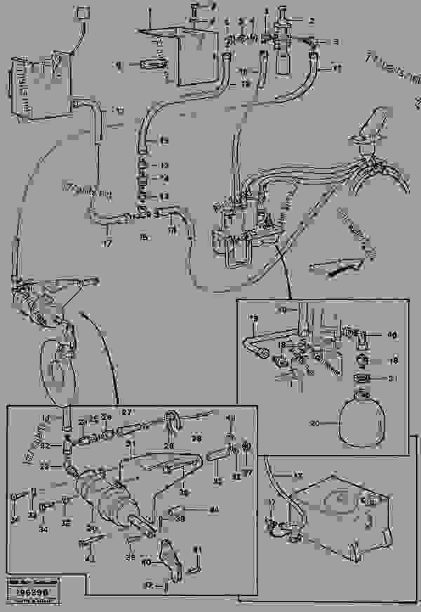 John Deere L120 Wiring Schematic John Deere Ignition
