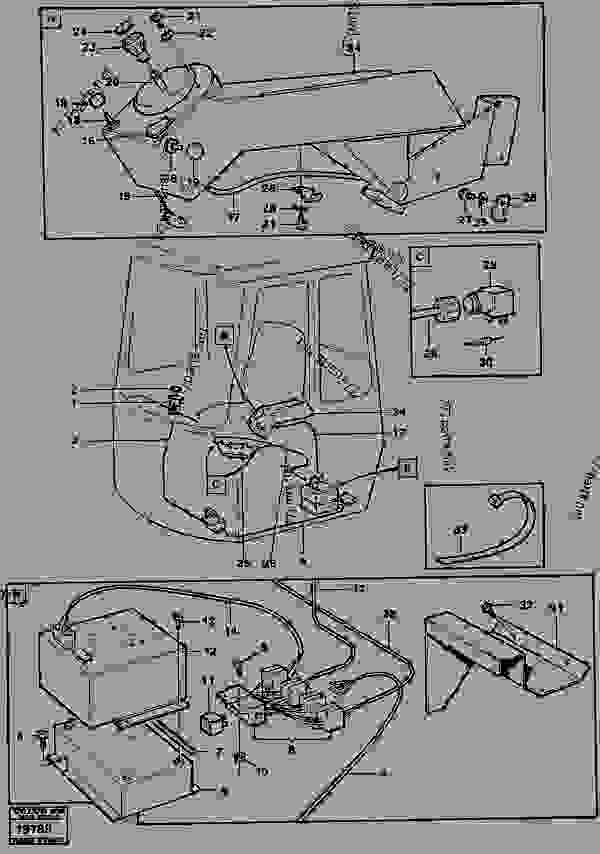 Volvo L90 Wiring Diagram